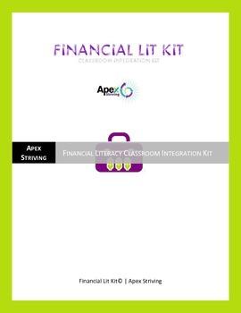 Financial Literacy Kit - Classroom Economy Tool