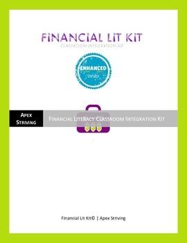 Financial Literacty Teaching Kit - Enhanced Classroom Economy Tool
