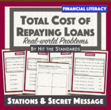 Total Cost of Repaying Loans: Simple & Compound Interest Real World Problems