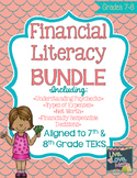 Personal Financial Literacy Bundle