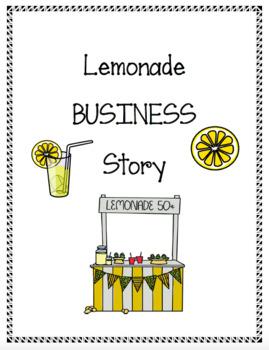 Financial Literacy Activity: Calculating Profit at a Lemonade Stand 4.10B
