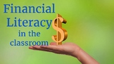 Financial Literacy Adding and Subtracting Money