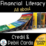 Financial Literacy All About Credit and Debit Cards Distan