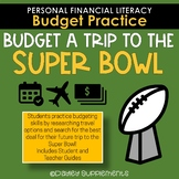 Financial Literacy Budget Practice