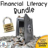Financial Literacy Bundle including Escape Room Activities