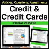 Financial Literacy Credit, Credit Cards Made for Google Dr
