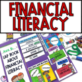 Financial Literacy & Economics Unit *Small Books, Task Car