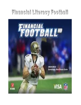 Financial Literacy Football Game!