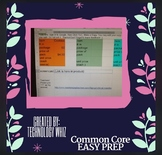 Google Spreadsheet with Screencast - Unit Price/ Financial Literacy