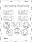 Financial Literacy Unit & Project - Grade 6 Ontario