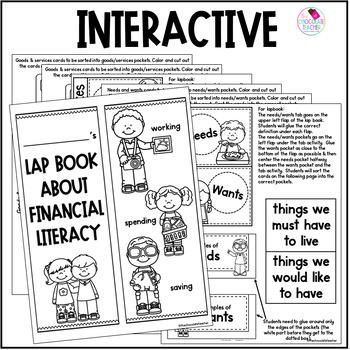 Financial Literacy Lapbook