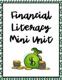 Financial Literacy Mini Unit