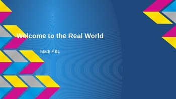 Financial Literacy PBL