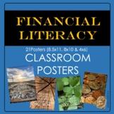 Financial Literacy Poster Set