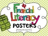 Financial Literacy Poster Set (K-2)