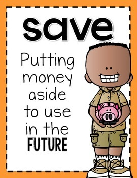 Financial Literacy Posters