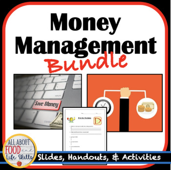 Financial Literacy Unit PowerPoints