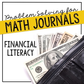 Financial Literacy Problem Solving