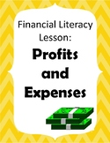 Financial Literacy for Elementary: Profit and Expenses Boo