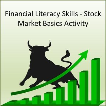 Financial Literacy Skills - Stock Market Basics Activity