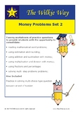 Financial Literacy: Solving Money Problems Set 2