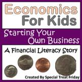 Financial Literacy Story: Economics E-Book
