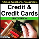 Financial Literacy Understanding Credit and Credit Cards P