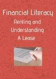 Financial Literacy--Understanding a Lease