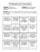 Financial Literacy Unit - 2nd Grade Social Studies