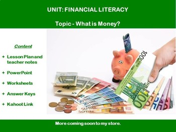 What is Money? - Financial Literacy
