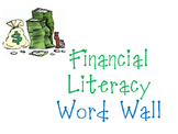 Financial Literacy Word Wall
