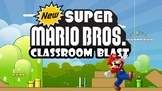 Financial Literacy and Percents Mario Review Game