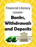Financial Literacy for Elementary: Banks, Deposits and Wit