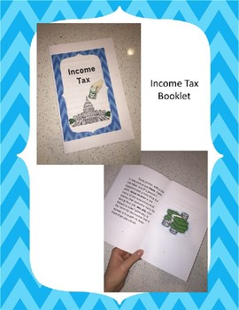 Financial Literacy for Elementary: Income Taxes
