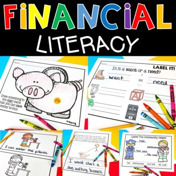 Financial Literacy for Young Learners
