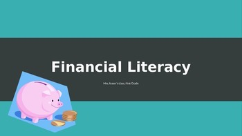 Financial Literacy interactive PPT