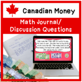 Financial Literacy with CANADIAN MONEY - Discussion Questi