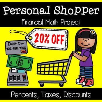 Percent Project - Personal Shopper