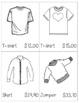 Financial Math Shopping Activity