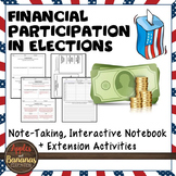Financial Participation in Elections Interactive Note-taki
