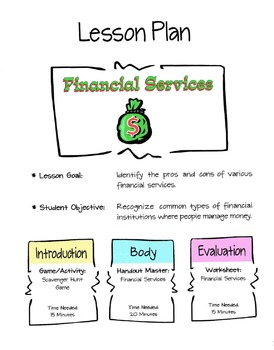 Financial Services Lesson