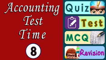 Financial Statement Quiz | Test | Accountancy - 1