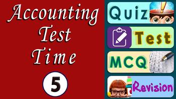 Financial Statement Quiz   Test   Accountancy - 2