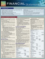 Financial Statements - QuickStudy Guide