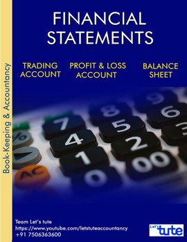 Checking Accounts | Financial Statements - Assessments and Worksheets