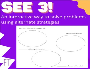 Find 4 & See 3