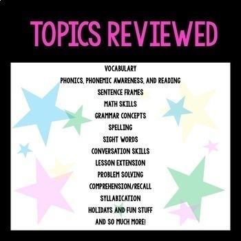Find-A-Star Reward Systems- GROWING BUNDLE- Online Teaching, ESL/ELL