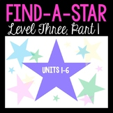 Find-A-Star: A Reward System for VIPKID Level Three (Units 1-6)