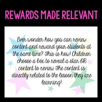 Find-A-Star: A Reward System for Level Three (Units 7-12) Online Teaching/ELL