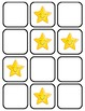Find A Star Reward Chart with Colors/Numbers